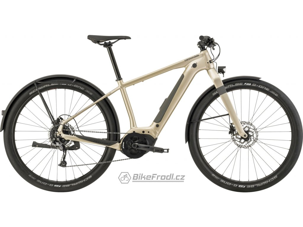 CANNONDALE CANVAS NEO 2 (C64301M10/CHP), vel. S