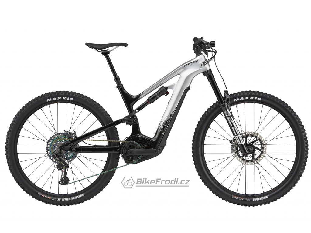 CANNONDALE MOTERRA NEO CRB 1 (C65101M10/MRC), vel. XL
