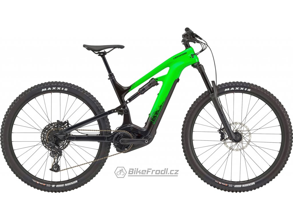 CANNONDALE MOTERRA NEO CRB 3+ (C65320M30/GRN), vel. S