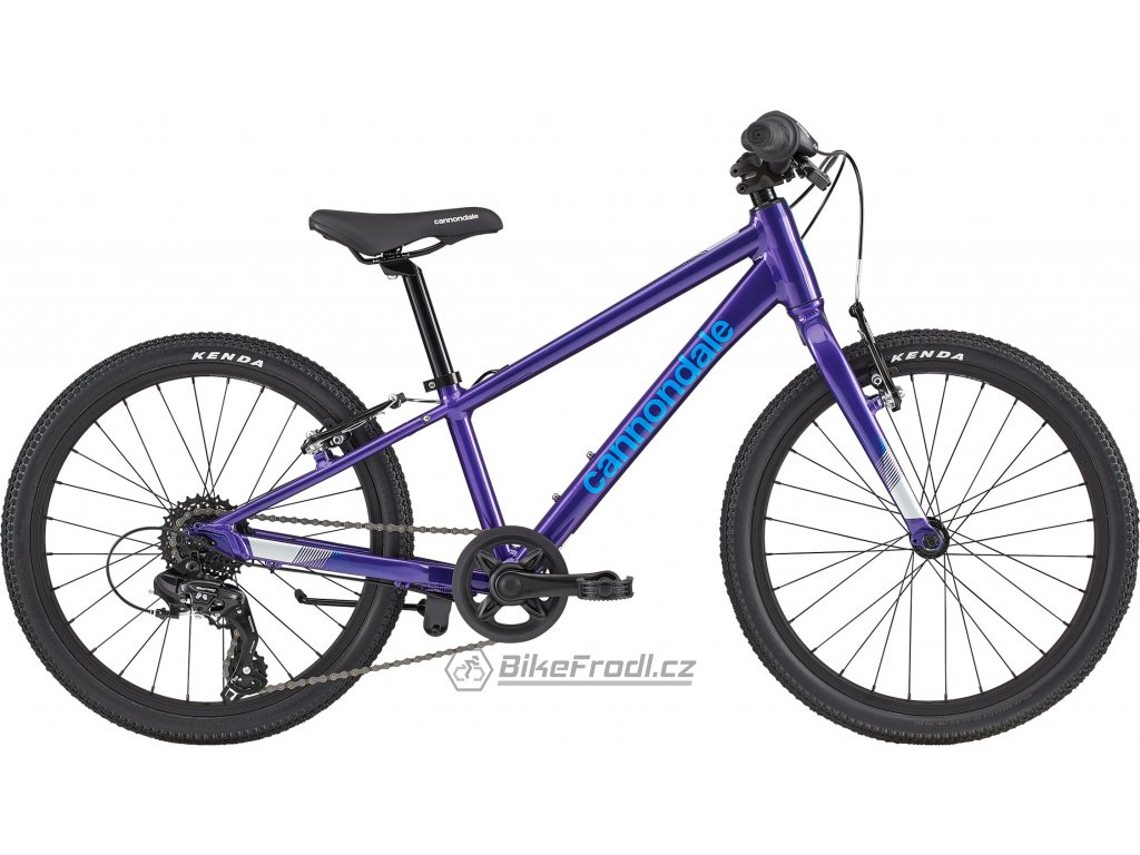 "CANNONDALE QUICK 20"" GIRLS (C51200F10/ULV)"