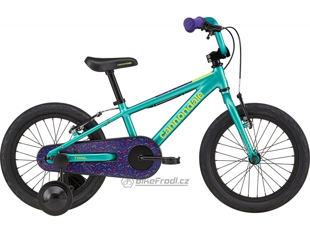 "CANNONDALE TRAIL 16"" GIRLS FW (C51300F10/TRQ)"