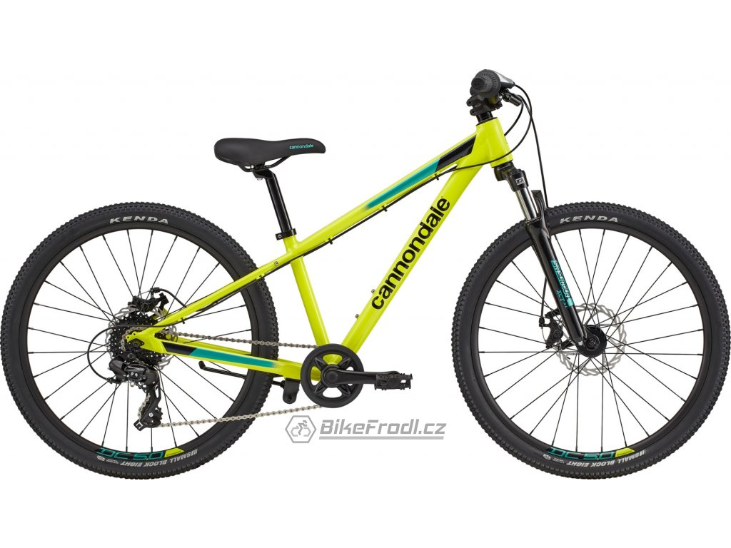 "CANNONDALE TRAIL 24"" GIRLS (C51150F10/NYW)"
