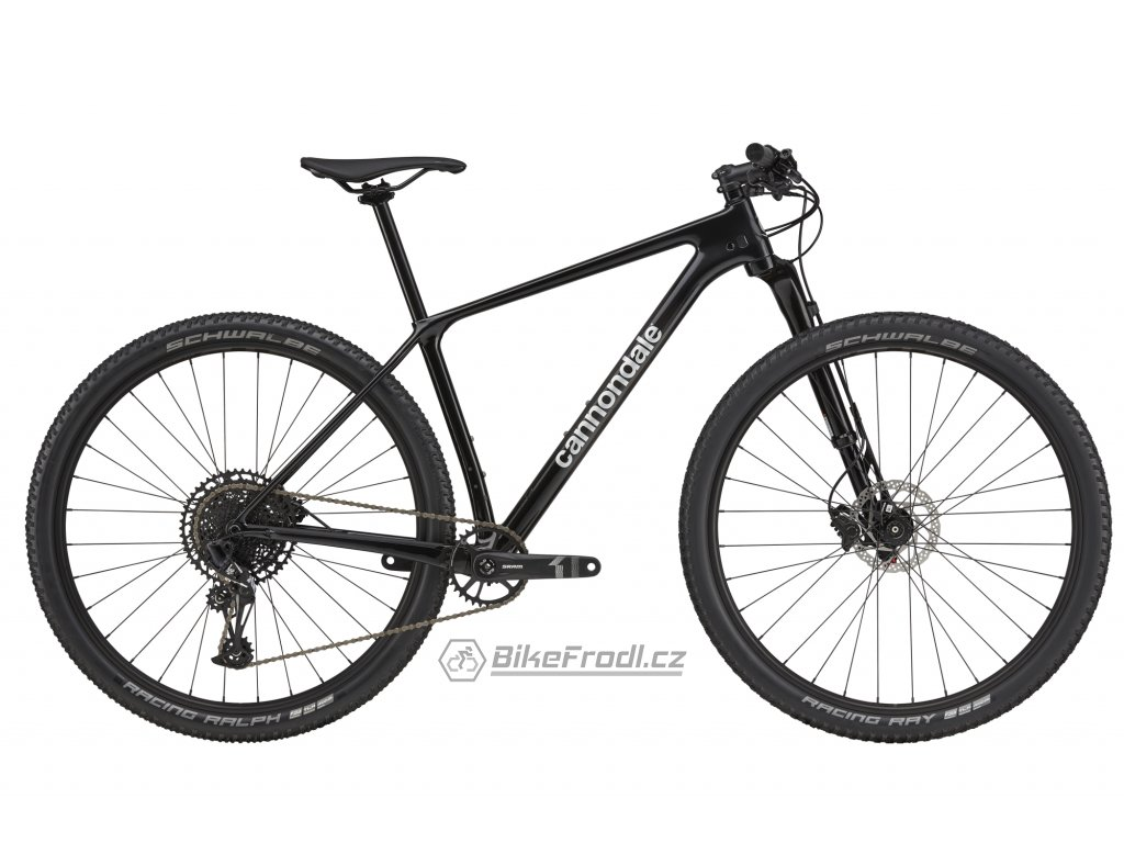 """CANNONDALE F-Si 29"""" CRB 4 (C25501M20/SLV), vel. XL"""