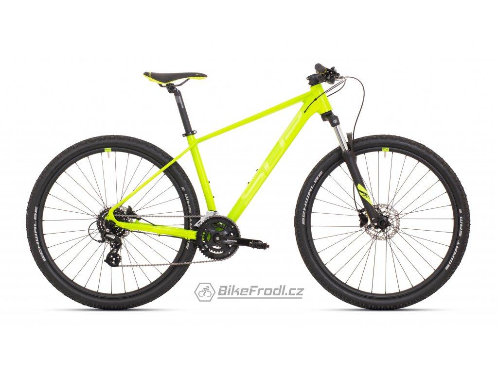 "SUPERIOR XC 819 Matte Lime/Neon Yellow, vel. 16.0""(S)"
