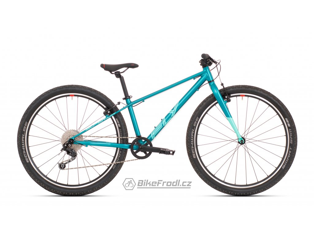 """SUPERIOR F.L.Y. 27 Matte Turquoise/Red, vel. 13.0"""""""