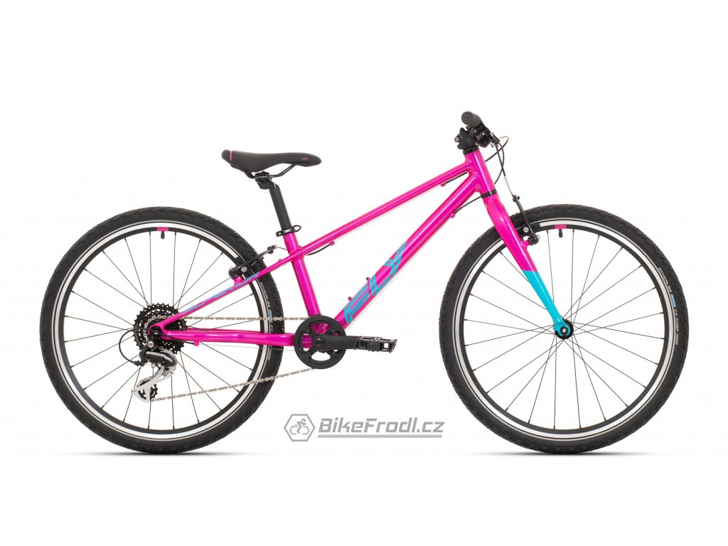 """SUPERIOR F.L.Y. 24 Gloss Purple/Neon Turquoise, vel. 11.0"""""""