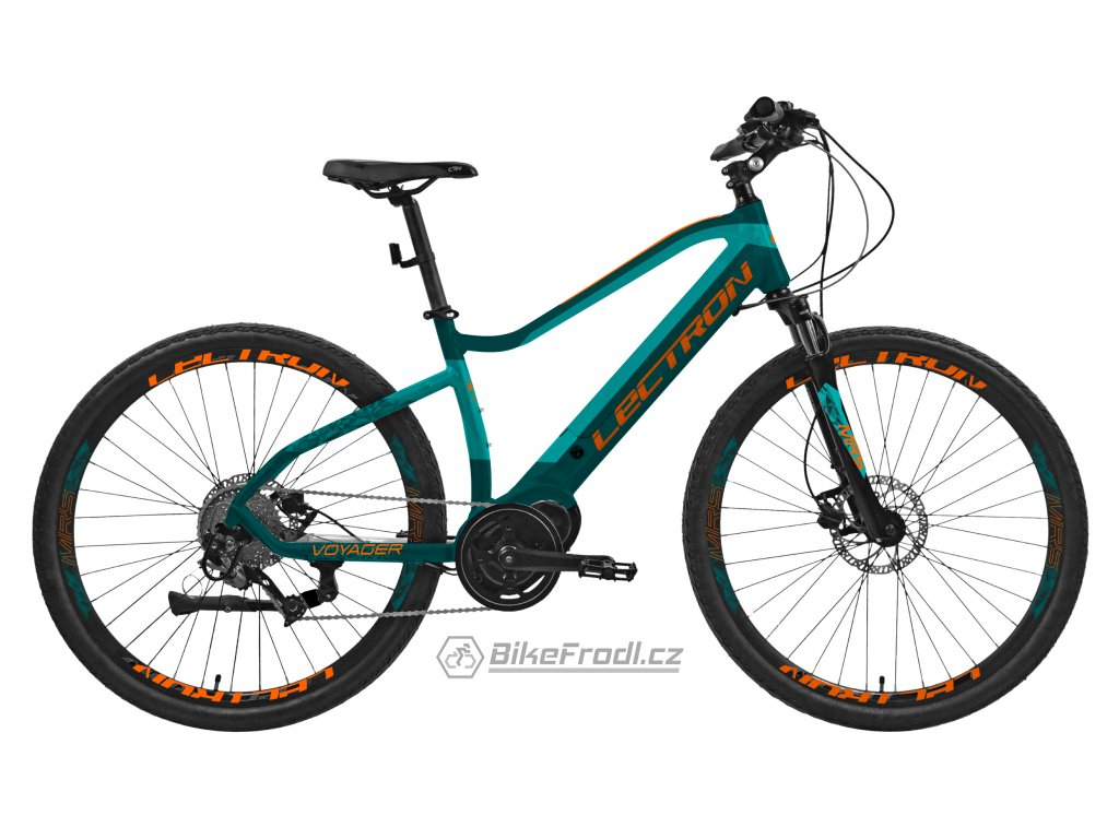 """LECTRON VOYAGER MRS cross 28"""", 14,5Ah/522Wh, vel. 20"""""""