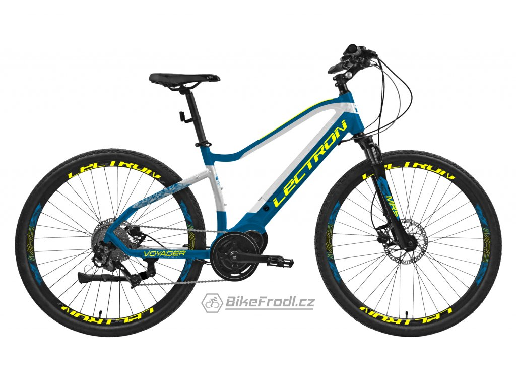 """LECTRON VOYAGER MRS cross 28"""", 17,5Ah/630Wh, vel. 18"""""""