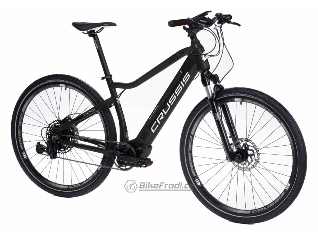 """CRUSSIS ONE-CROSS 9.6-S 28"""", 17,5Ah/630Wh, vel. 18"""""""