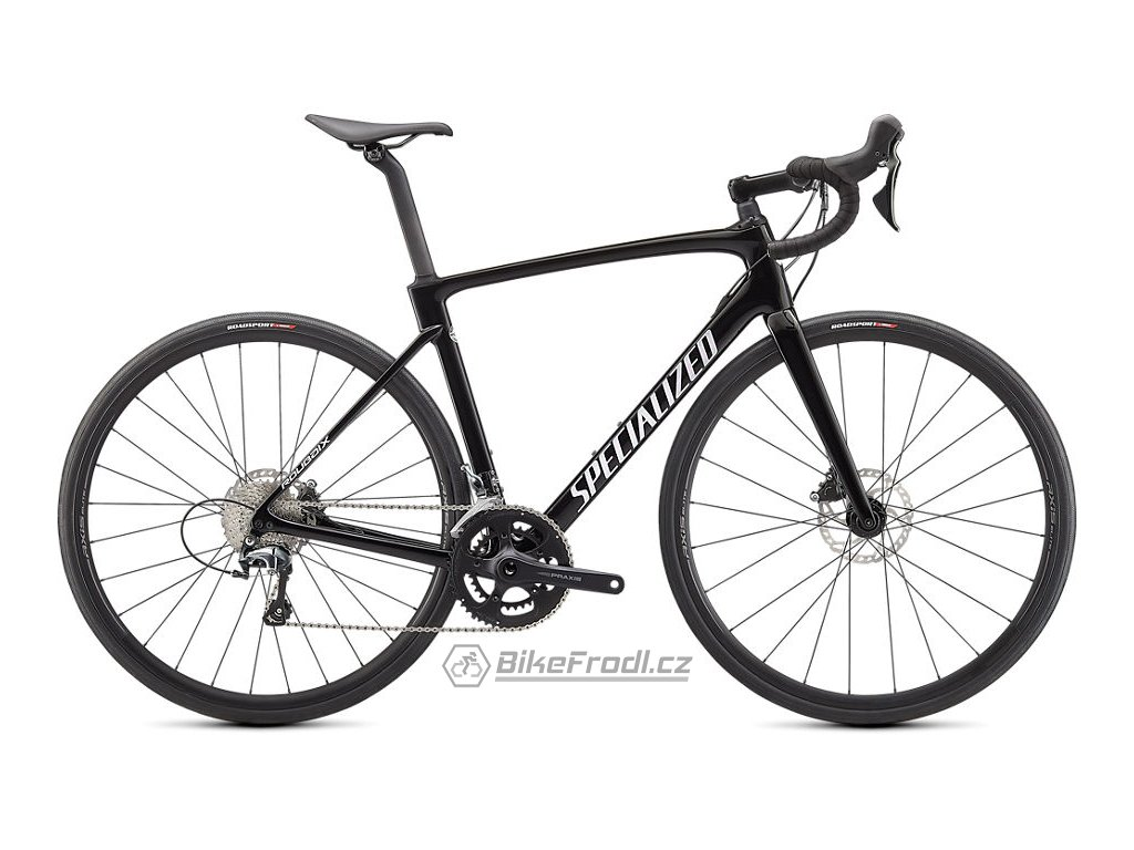 SPECIALIZED Roubaix Gloss Tarmac Black/Abalone, vel. 54 cm