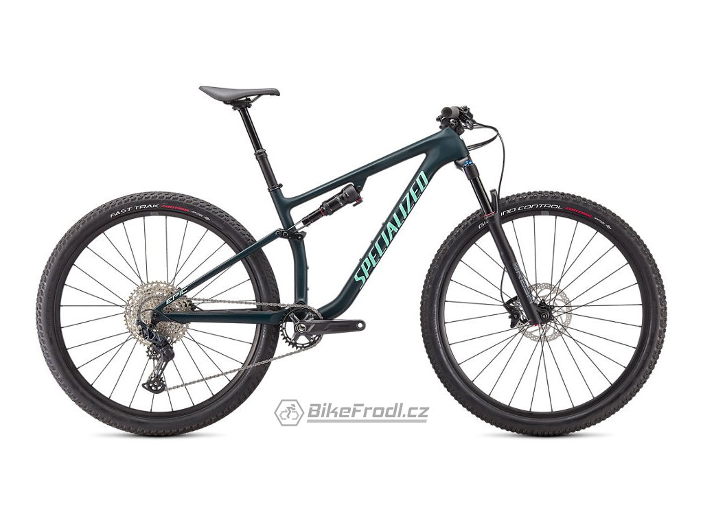 SPECIALIZED Epic EVO Satin Forest Green/Oasis, vel. XL  PŘEDOBJEDNÁVKA