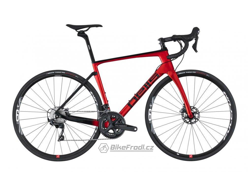 PELLS R8 Elite Red, vel. M