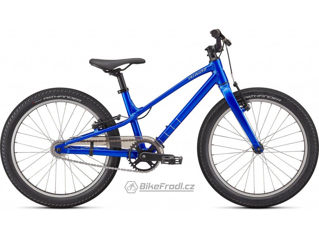 SPECIALIZED Jett 20 Single Speed Gloss Cobalt/Ice Blue
