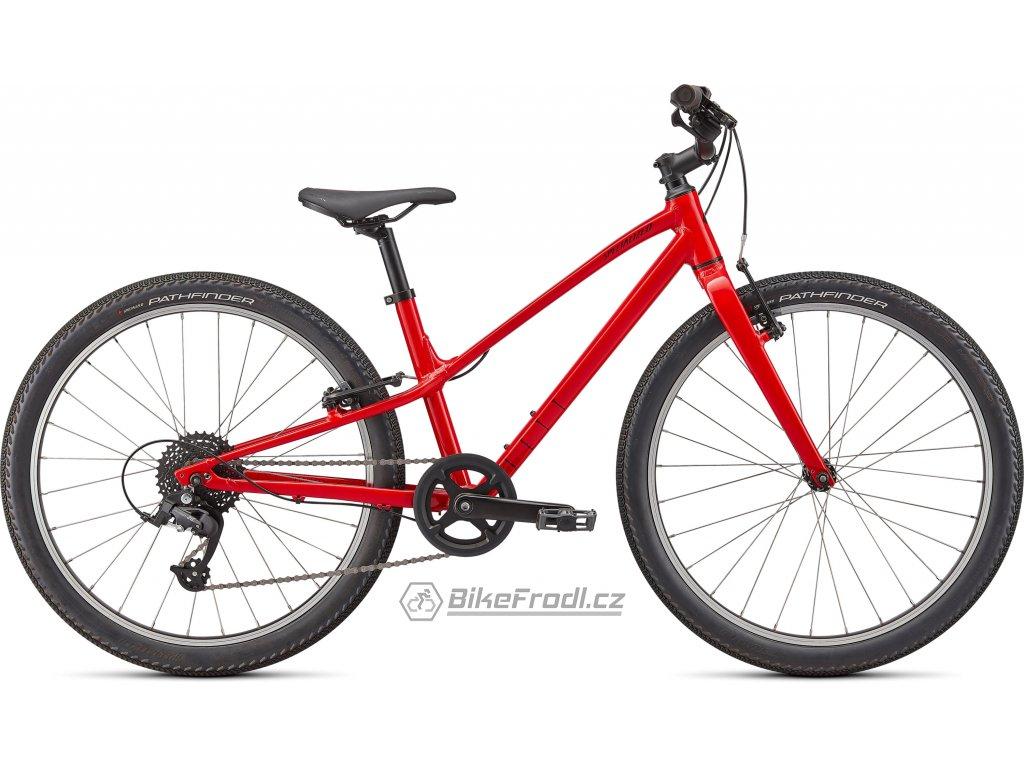 SPECIALIZED Jett 24 Gloss Flo Red/Black