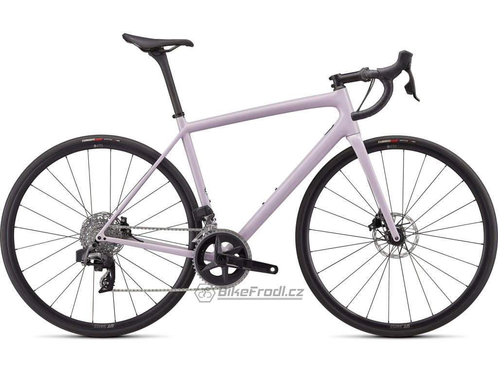 SPECIALIZED Aethos Comp - Rival eTap AXS Gloss Clay/Pearl, vel. 49