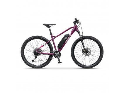 "APACHE Yamka E4 ruby purple, vel. 16"""