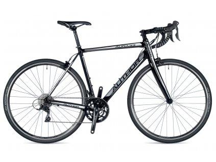 AUTHOR Aura 33 černá/bílá/stříbrná, vel. 52 cm