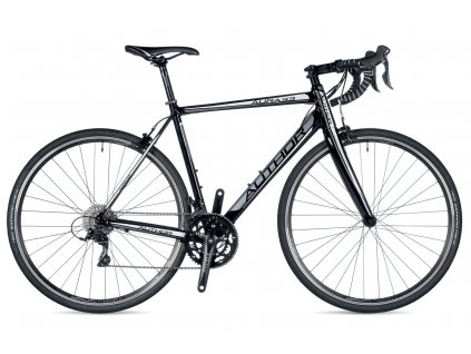 AUTHOR Aura 33 černá/bílá/stříbrná, vel. 58 cm