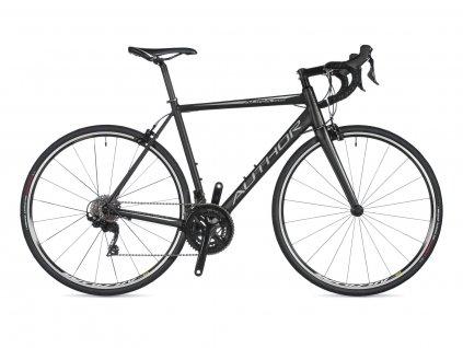 AUTHOR Aura 55 černá/stříbrná, vel. 54 cm