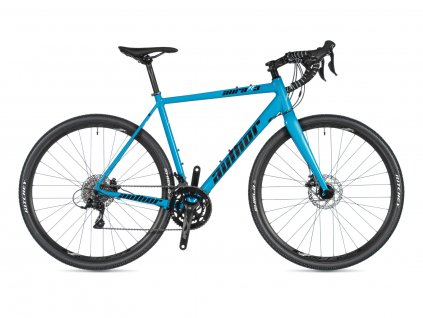AUTHOR Aura XR3 modrá, vel. 56 cm