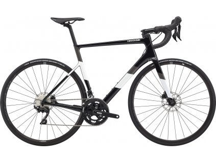 CANNONDALE SUPER SIX EVO CARBON DISC 105 52/36 (C11650M10/BPL), vel. 56 cm