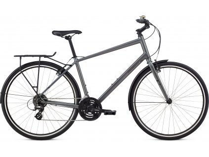 SPECIALIZED Alibi Sport EQ Charcoal/Black Reflective, vel. M