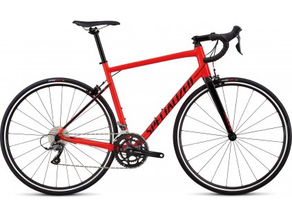 SPECIALIZED Allez Gloss Rocket Red/Tarmac Black, vel. 49 cm