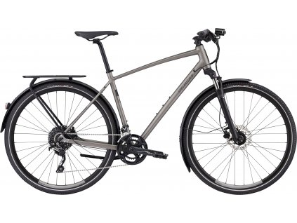 SPECIALIZED CrossTrail Elite EQ  Black Top Collection Satin Brushed, vel. L