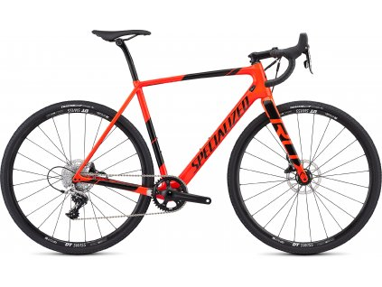 SPECIALIZED CruX Elite Rocket Red/Tarmac Black, vel. 56 cm