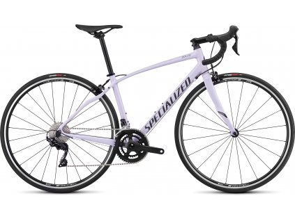SPECIALIZED Dolce Elite Uv Lilac/Black/Reflective/Clean, vel. 48 cm
