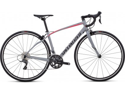 SPECIALIZED Dolce Satin/Gloss/Cool Gray/Acid Pink, vel. 51 cm