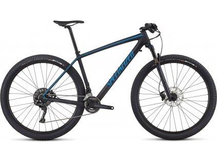 SPECIALIZED Epic Hardtail Comp Carbon Gloss Carbon/Neon Blue, vel. XL