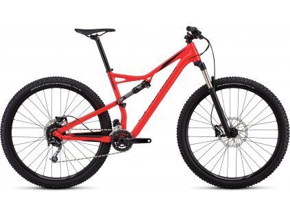 SPECIALIZED Men's Camber 29 Gloss Rocket Red/Black, vel. XL