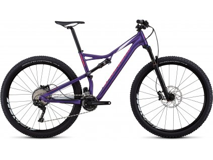 SPECIALIZED Men's Camber Comp 29 Heritage Gloss Purple/White/Acid Pink, vel. S