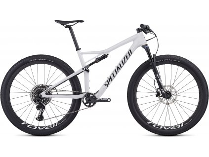 SPECIALIZED Men's Epic Pro Gloss White/Tarmac Black, vel. M