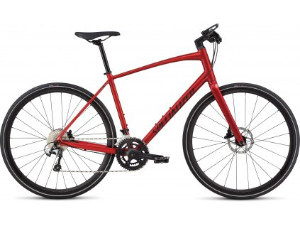 SPECIALIZED Men's Sirrus Elite Alloy Candy Red/Rocket Red, vel. M