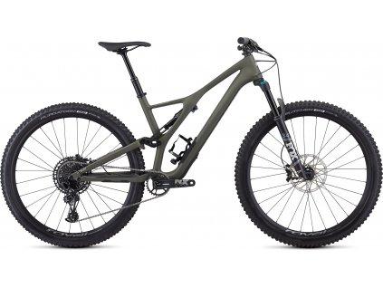SPECIALIZED Men's Stumpjumper ST Comp Carbon 29 -12-speed Satin/Oak/East Sierras, vel. S