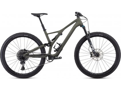 SPECIALIZED Men's Stumpjumper ST Comp Carbon 29 -12-speed Satin/Oak/East Sierras, vel. L