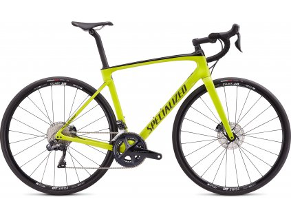 SPECIALIZED Roubaix Comp - Shimano Ultegra Di2 Gloss Hyper/Charcoal, vel. 49 cm