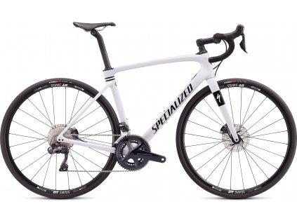 SPECIALIZED Roubaix Comp - Shimano Ultegra Di2 Gloss Uv Lilac/Black, vel. 54 cm