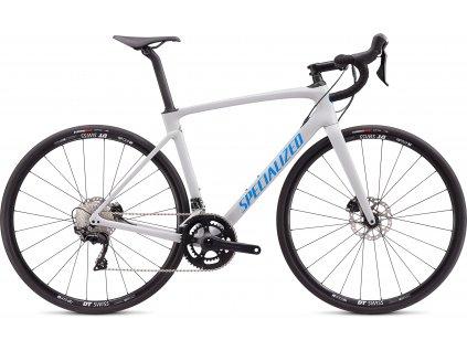 SPECIALIZED Roubaix Sport Gloss Dove Gray/Pro Blue, vel. 52 cm