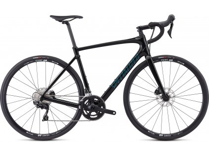 SPECIALIZED Roubaix Sport Gloss Tarmac Black/Oil, vel. 56 cm