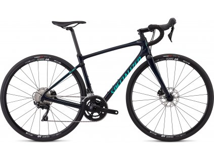SPECIALIZED Ruby Sport Gloss/Teal Tint/Acid Mint, vel. 54 cm