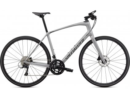 SPECIALIZED Sirrus 4.0 Satin Flake Silver/Charcoal/Black Reflective, vel. L