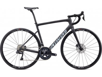SPECIALIZED Tarmac Disc Comp Ultegra Di2 Satin Carbon/Black/Black Reflective, vel. 49 cm