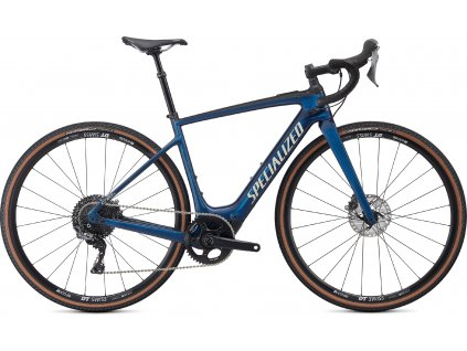 SPECIALIZED Turbo Creo SL Comp Carbon EVO Navy/White Mountains/Carbon, vel. M