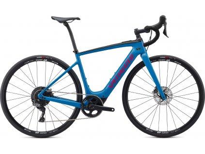 SPECIALIZED Turbo Creo SL Comp Carbon Pro Blue/Vivid Pink/Black, vel. L