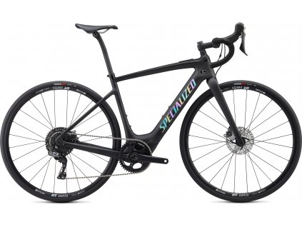 SPECIALIZED Turbo Creo SL Comp Carbon Satin Carbon/Holo Reflective/Black, vel. M