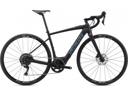 SPECIALIZED Turbo Creo SL Comp E5 Satin Black/Black/Storm Grey, vel. L