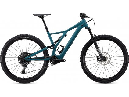 SPECIALIZED Turbo Levo SL Comp Dusty Turquoise/Black, vel. XS